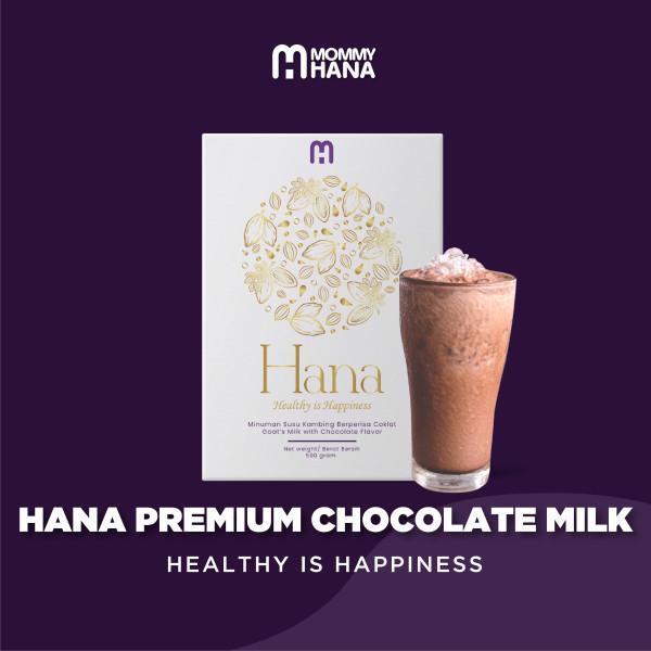 Hana Premium Chocolate Milk - MommyHana