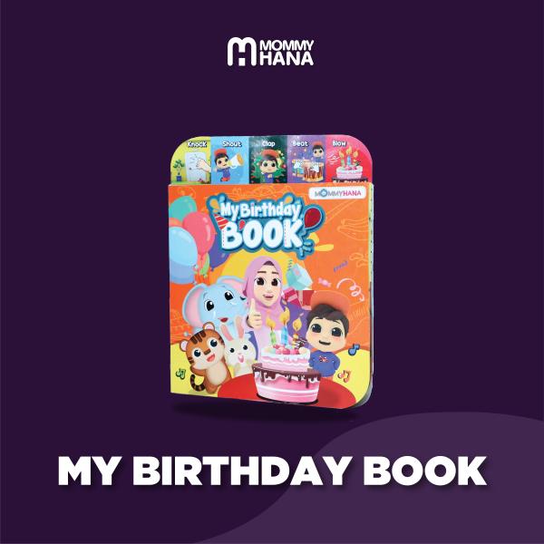 My Birthday Book - MommyHana