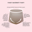 PANSY ULTRA SOFT MATERNITY PANTY (Nude) 2pcs - XIXILI