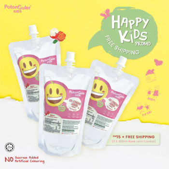 [HAPPY KIDS PROMO] ROSE LAICI CORDIAL