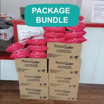 Package Bundle Krimer Tenusu PotonGuler 2 Carton (350gm)