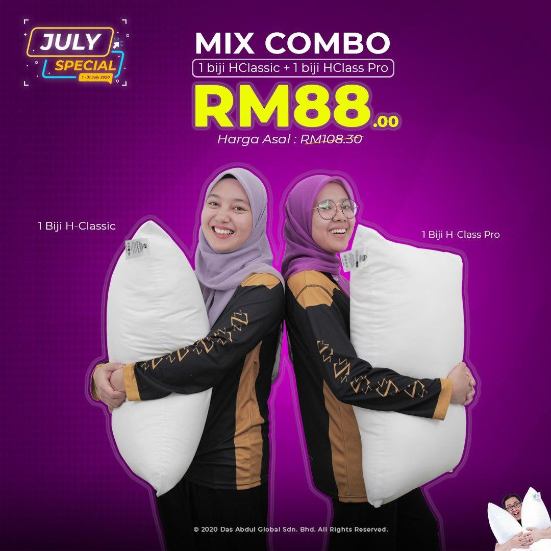 [SM ONLY] MIX COMBO H-CLASSIC+H-CLASS PRO