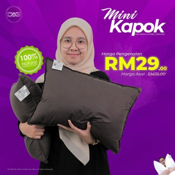 [SM ONLY] MINI KAPOK