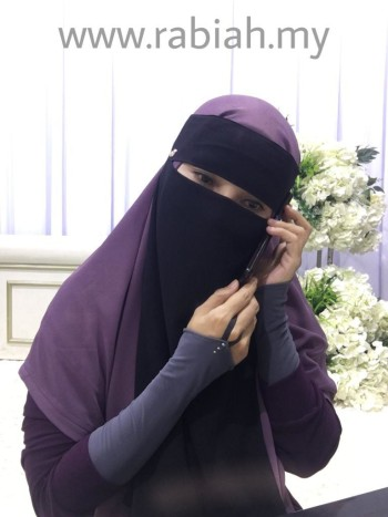 niqab - RB COLLECTION