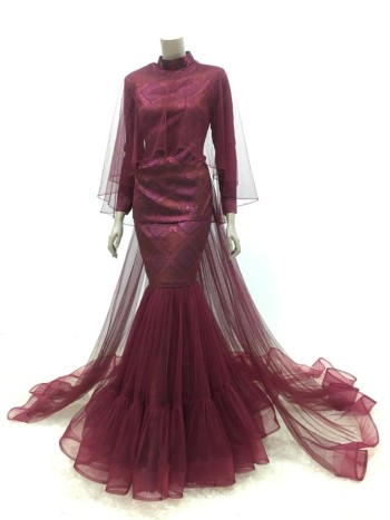 Exclusive Dress - Design 3 - RB COLLECTION