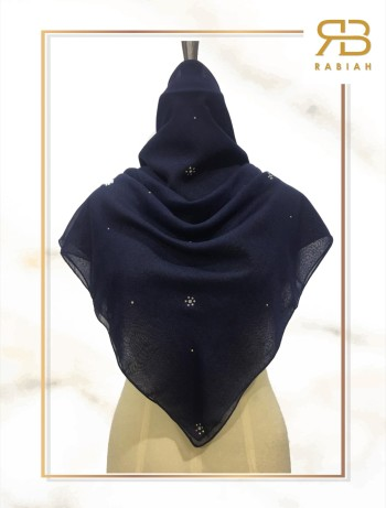 Tudung Bawal Swarovski   - RB COLLECTION