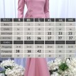 Kurung siti dusty peach - RB COLLECTION