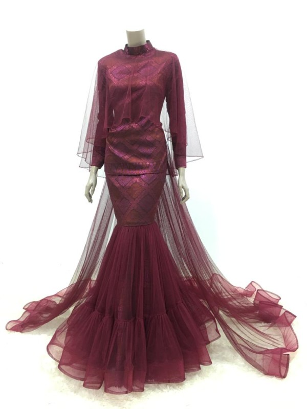 Exclusive Dress - Design 9 - RB COLLECTION