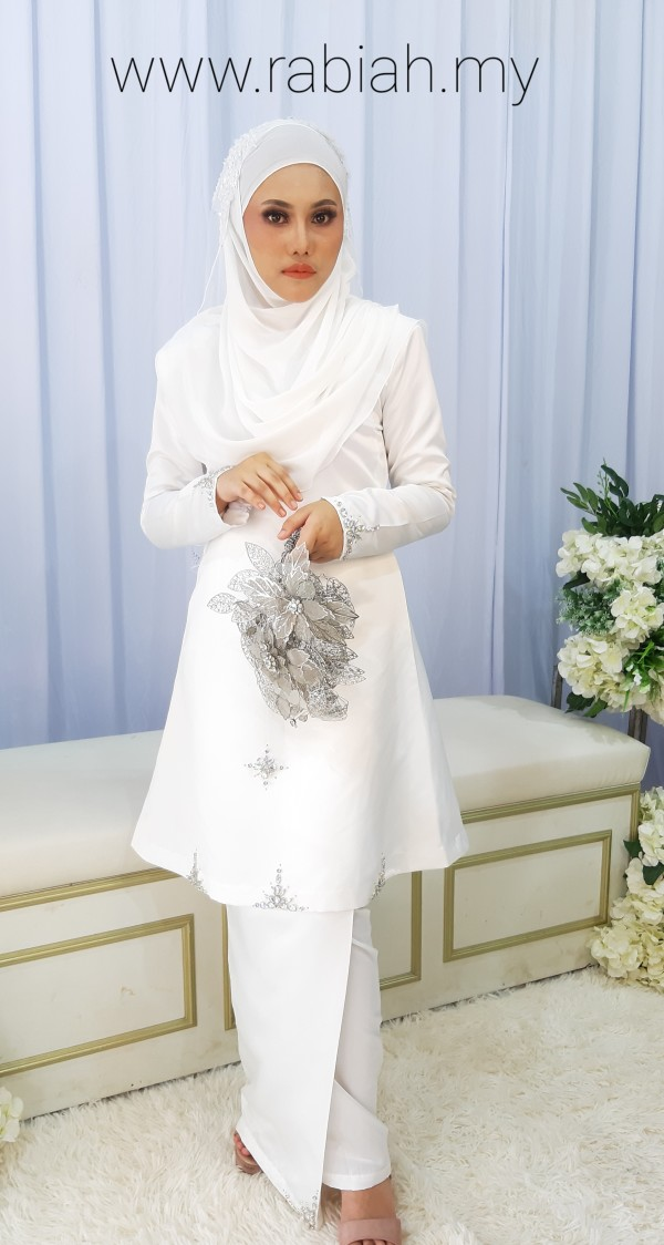 busana nikah kurung pahang - RB COLLECTION
