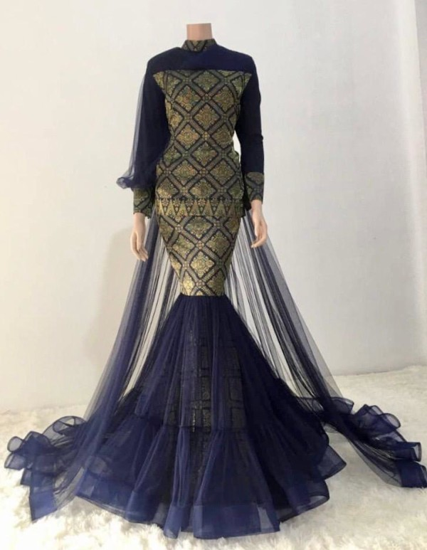Exclusive Dress - Design 10 - RB COLLECTION
