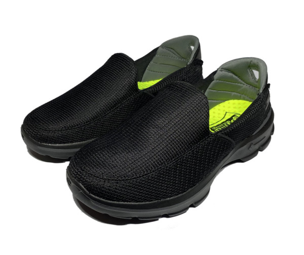 Skechers Go Walk 3 Men - All Black - Hyperkix