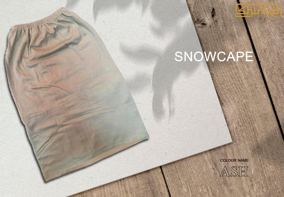 Inner Snowcape - Ash