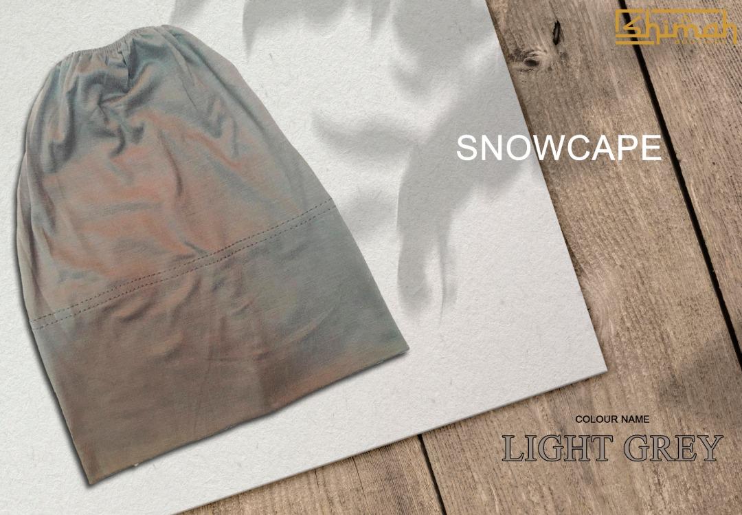 Inner Snowcape - Light Grey