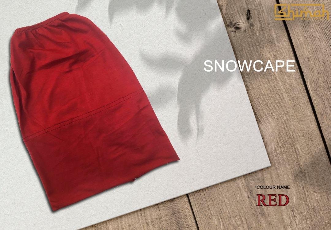 Inner Snowcape - Red