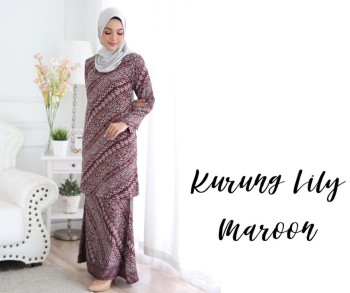 KURUNG LILY -  Brown  - Fezane