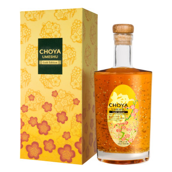 Choya Gold Edition 500ml