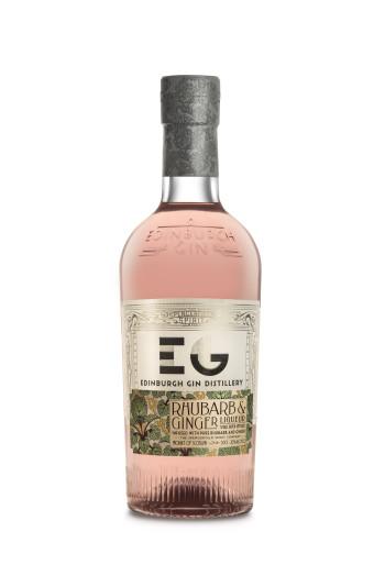 Edinburgh Gin Rhubarb & Ginger 500ml