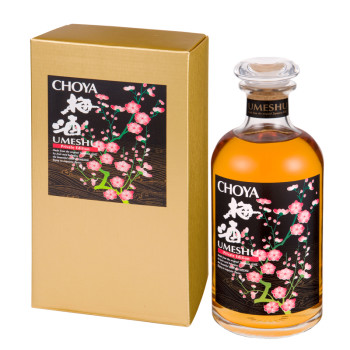 Choya Private Edition 720ml (SOLD OUT)