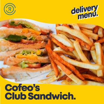 Cofeo's Club Sandwich