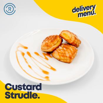 Custard Strudle