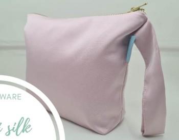 Telekung / Mukena Armani Silk - Rose Pink