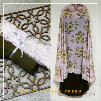 Travel Chiffon Silky - Green