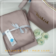 11. Telekung / Mukena Armani Silk - Pale Lilac - Qool Muslimah