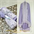 Telekung / Mukena Zara Silk - Millenia Purple - Qool Muslimah