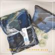 Telekung / Mukena Chiffon - Blue - Qool Muslimah