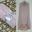 02. Telekung / Mukena Armani Silk - Medium Pink - Qool Muslimah