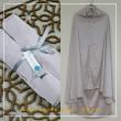08. Telekung / Mukena Armani Silk - Nude - Qool Muslimah