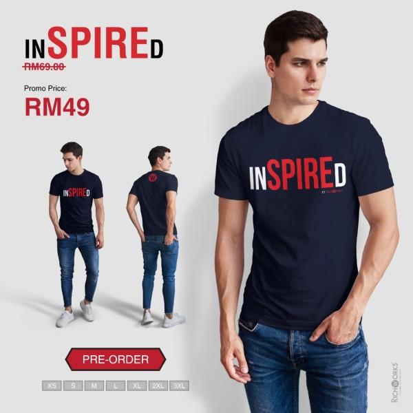 [Pre Order] T-SHIRT inSPIREd - Richworks