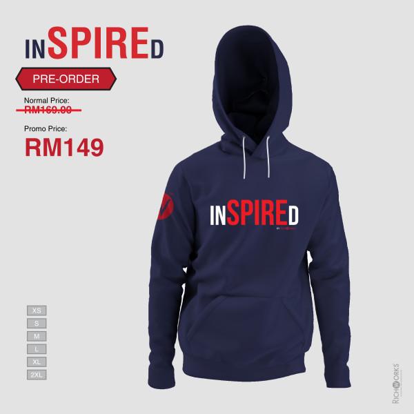 [Pre Order] Sweatshirt inSPIREd - Richworks