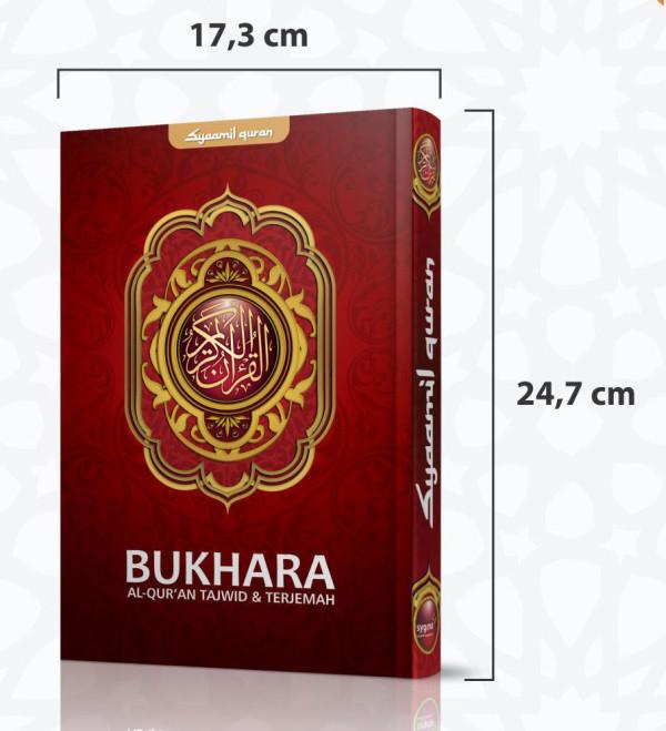 Quran Bukhara (B5) - Alat Ibadah
