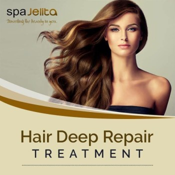 Spa Jelita - Hair Spa Promo (RAYA SPECIAL)