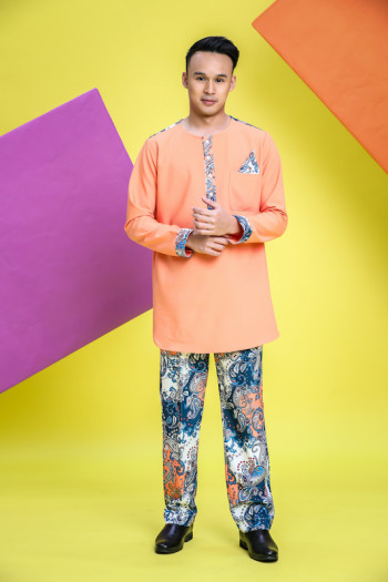 Ilhan Creations - Tropika Yellow | Mens - Virtual CelebFest
