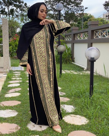 YC TURKISH NURUL JUBAH SILVER - Virtual CelebFest