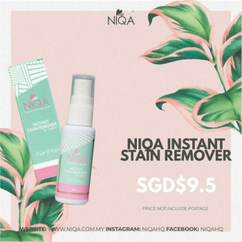 AAIINNIILOVE - NIQA HIJAB WASH (350ml) - Virtual CelebFest