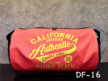 Duffel Bag 16 (California - Red)