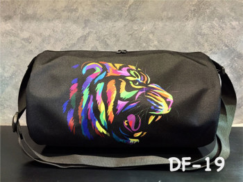 Duffel Bag 19 (Tiger)