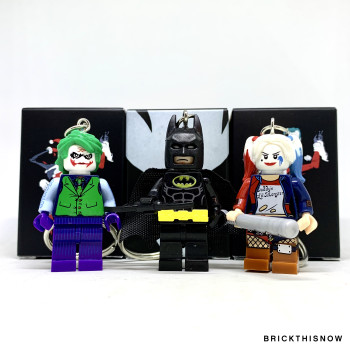 DC Justice League Set - Virtual CelebFest