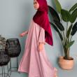 Zaryluq - Kaftan Dress in Sweet Pea - Virtual CelebFest