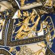 Zaryluq - Baroque Pants in Black Dahlia - Virtual CelebFest