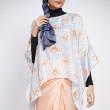 Aliah Abdat - Short Butterfly Chiq (Blue Peach) - Virtual CelebFest