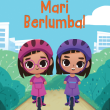 Kembar Adriana dan Amalia: Mari Berlumba! - Virtual CelebFest