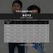 Adrianna Yariqa - Boy's Kurta in Navy - Virtual CelebFest