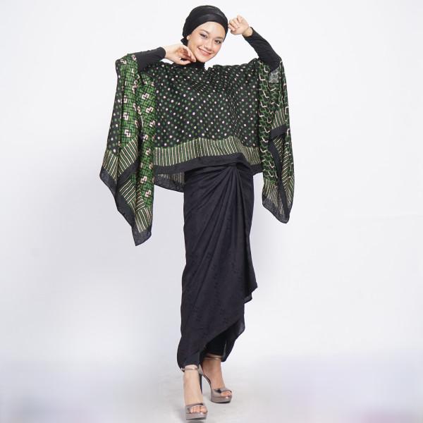 Aliah Abdat - Long Butterfly Timeless (Green) - Virtual CelebFest