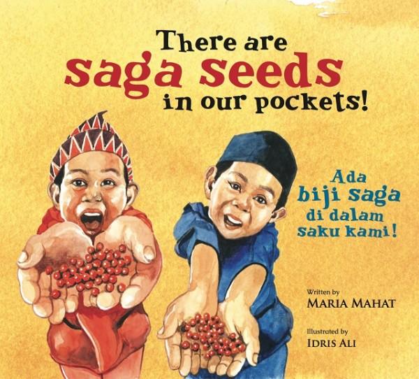 There Are Saga Seeds In Our Pockets! (Ada biji saga di dalam saku - Virtual CelebFest
