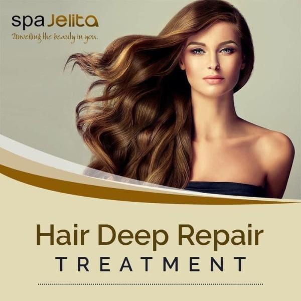 Spa Jelita - Hair Spa Promo (RAYA SPECIAL) - Virtual CelebFest