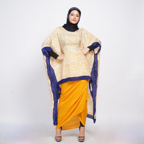 Aliah Abdat - Hi-Low Wave (Yellow Blue) - Virtual CelebFest